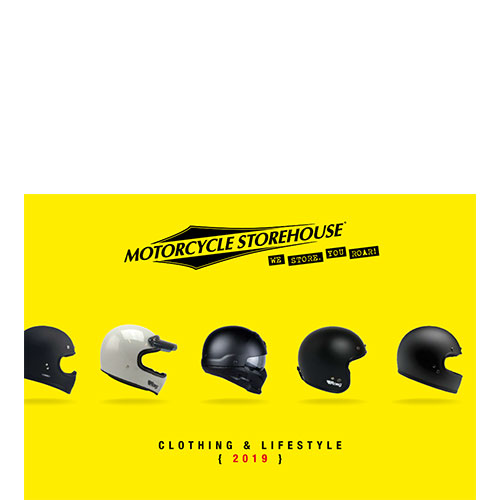 Motorcycle Storehouse Catalog Apparel