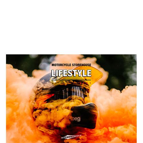 Motorcycle Storehouse Lifestyle Catalog