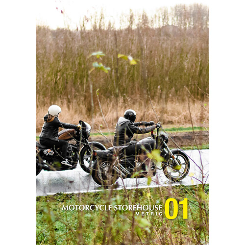 Motorcycle Storehouse Catalog Metric