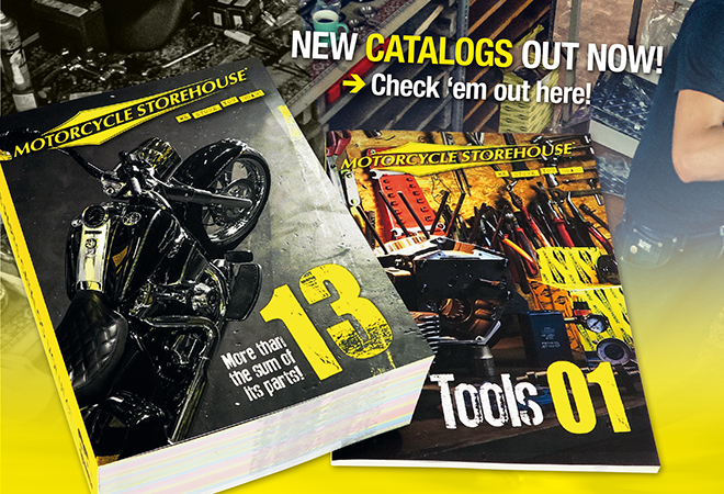 catalogs parts and tools