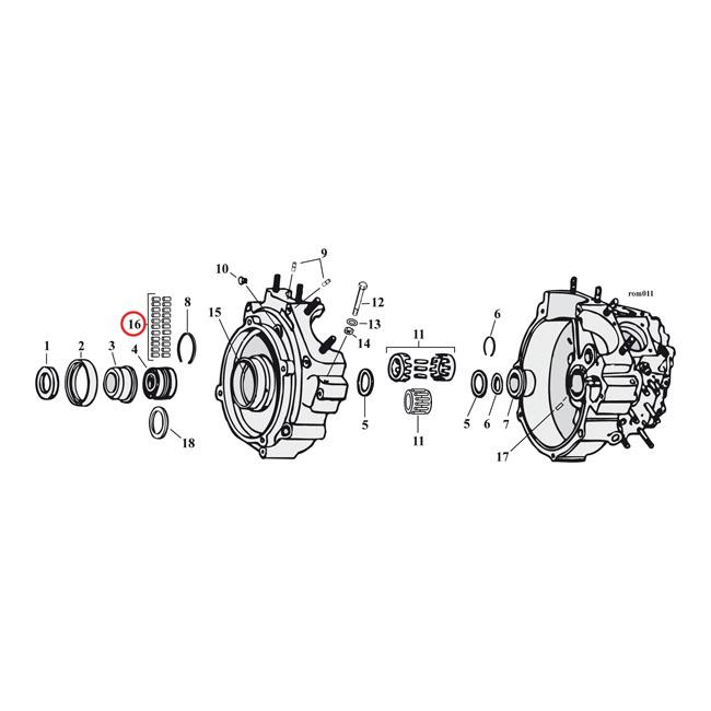 509635 - roller crankcase   0008