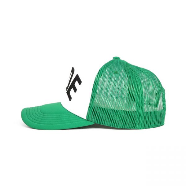 Roeg Ride cap green white