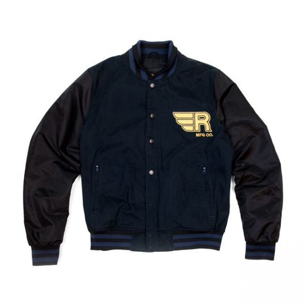 ROEG Cole jacket blue