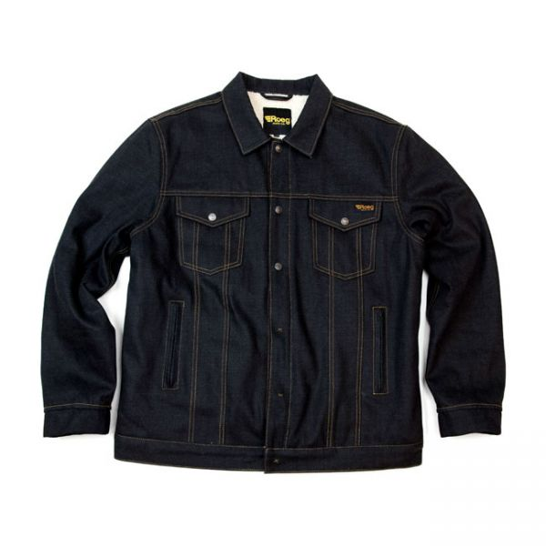 ROEG Jack jacket sticky blue