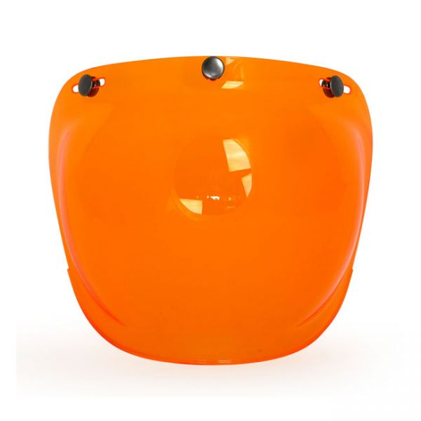 Roeg Bubble visor orange
