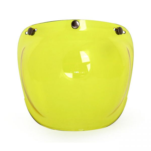 Roeg Bubble visor Yellow
