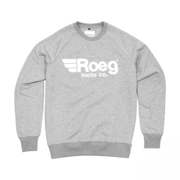 ROEG Shawn sweat grey