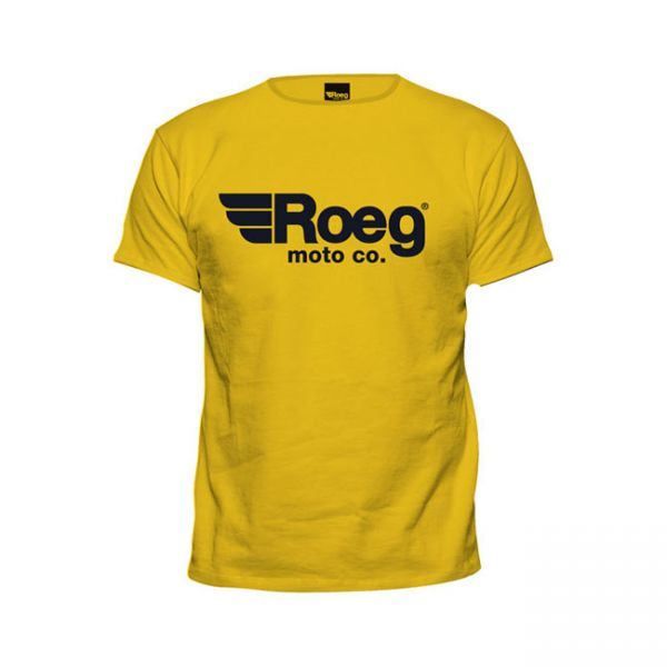 ROEG OG tee yellow