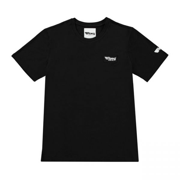 ROEG Brent t-shirt black