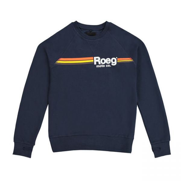 ROEG Ton sweat navy