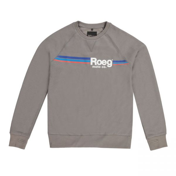 ROEG Ton sweat grey