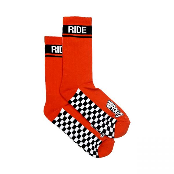 ROEG Early finish socks orange