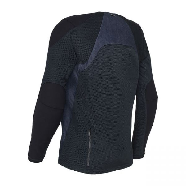Knox Urbane Pro armoured shirt black/denim