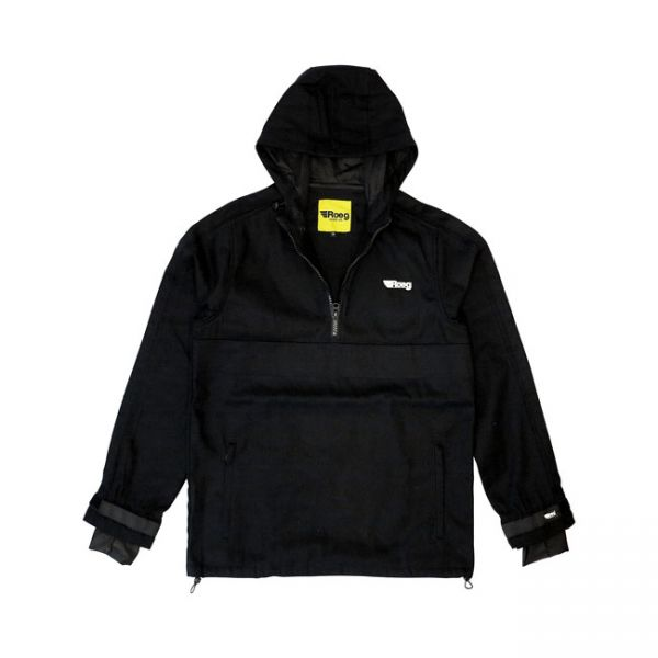 ROEG Casey jacket all black