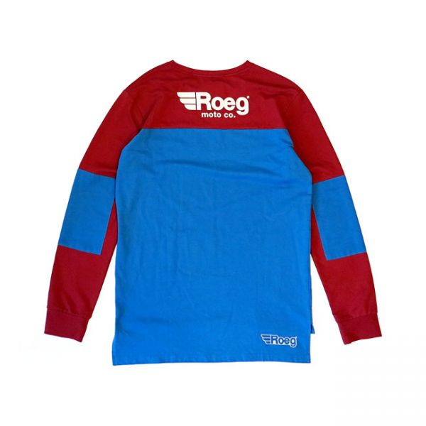 ROEG Ricky Jersey Red/Blue