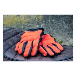 Roeg FNGR Textile Gloves Orange