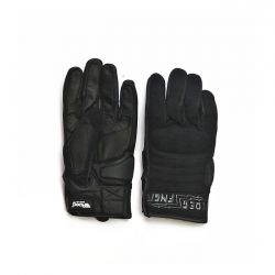 Roeg FNGR Textile Gloves Black