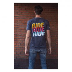 Roeg Ride2 Tee grey