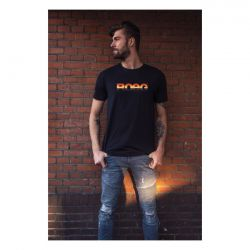 Roeg Solid Tee black