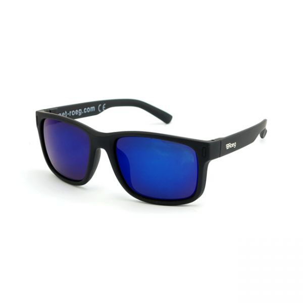 Roeg Billy V2.0 Sunglasses, black / REVO lenses