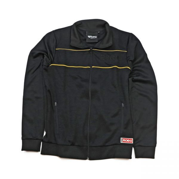Roeg Greg Track Jacket black