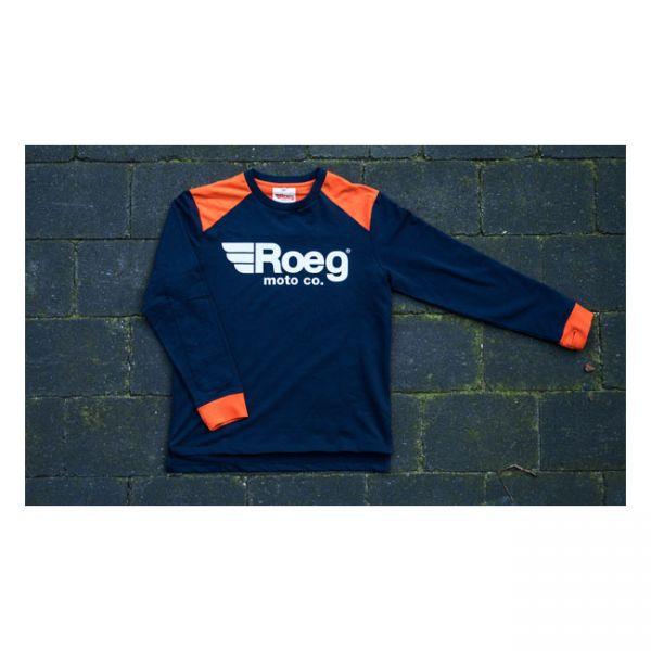 Roeg Ricky Jersey navy/orange