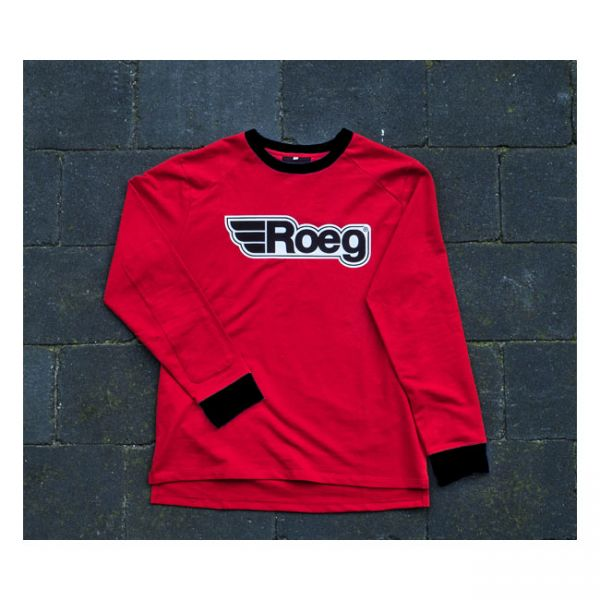 Roeg Ricky Jersey red/white