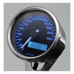 900403 - VELONA 60MM SPEEDOMETER 260 KPH - www motorcyclestorehouse com