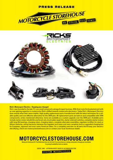 Ricks Motorsport Electronics